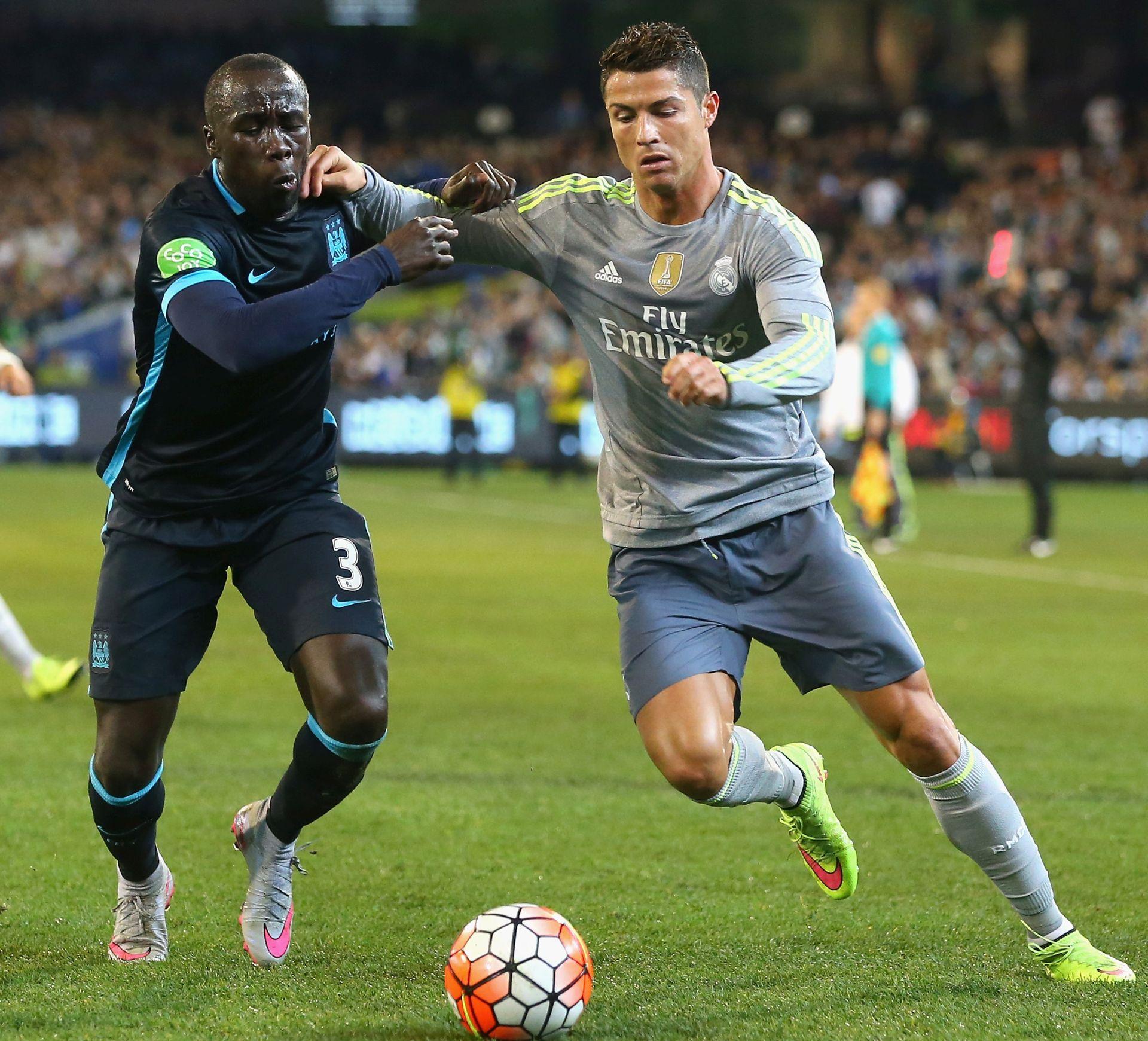 Real uvjerljiv protiv Manchester Cityja