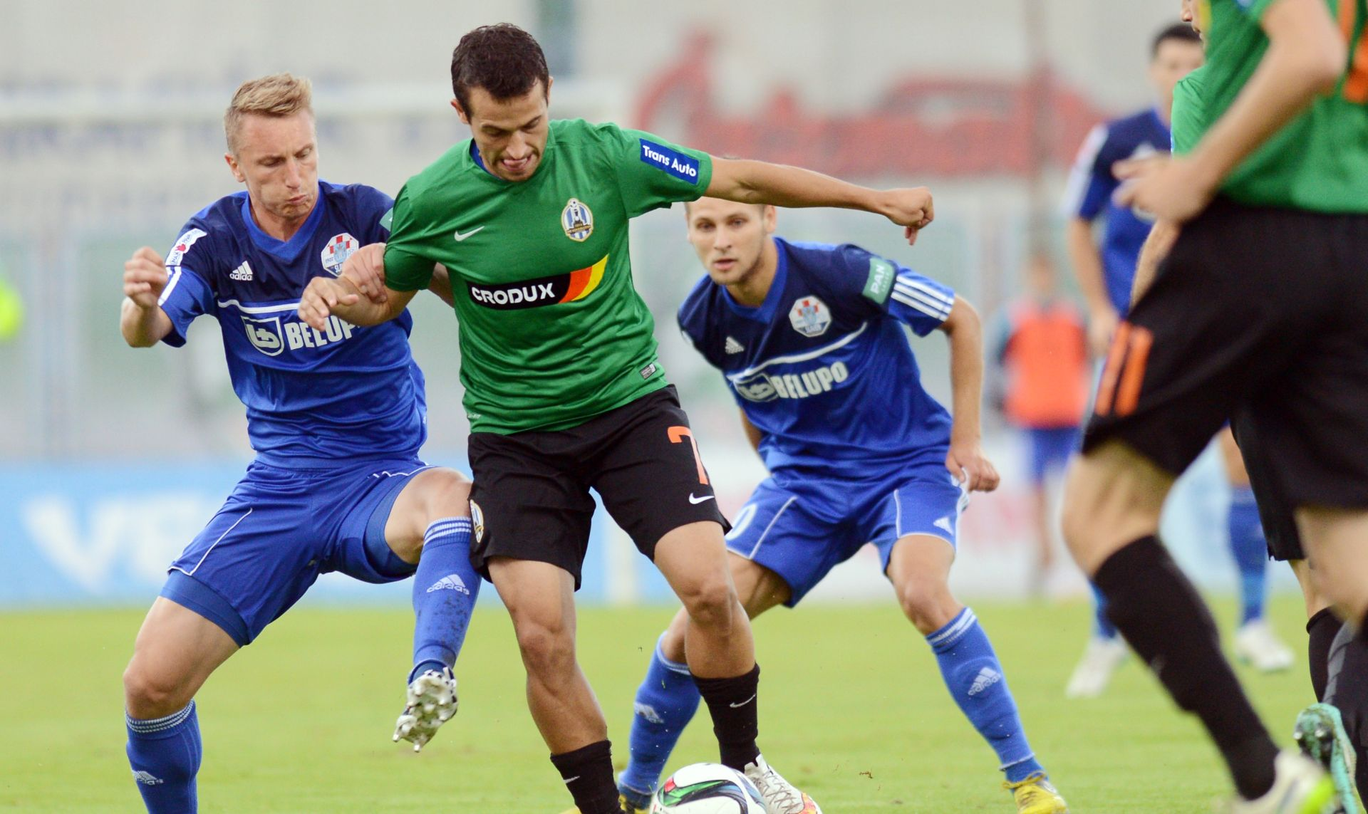 Slaven Belupo – Lokomotiva 2-2