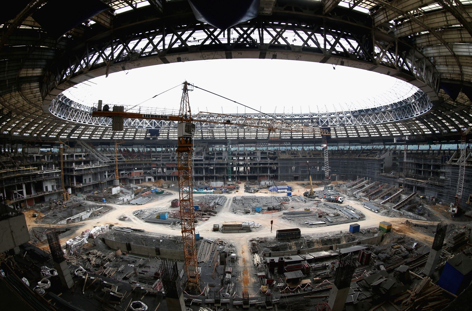 Prva utakmica i finale nogometnog SP 2018. igrat će se u Moskvi