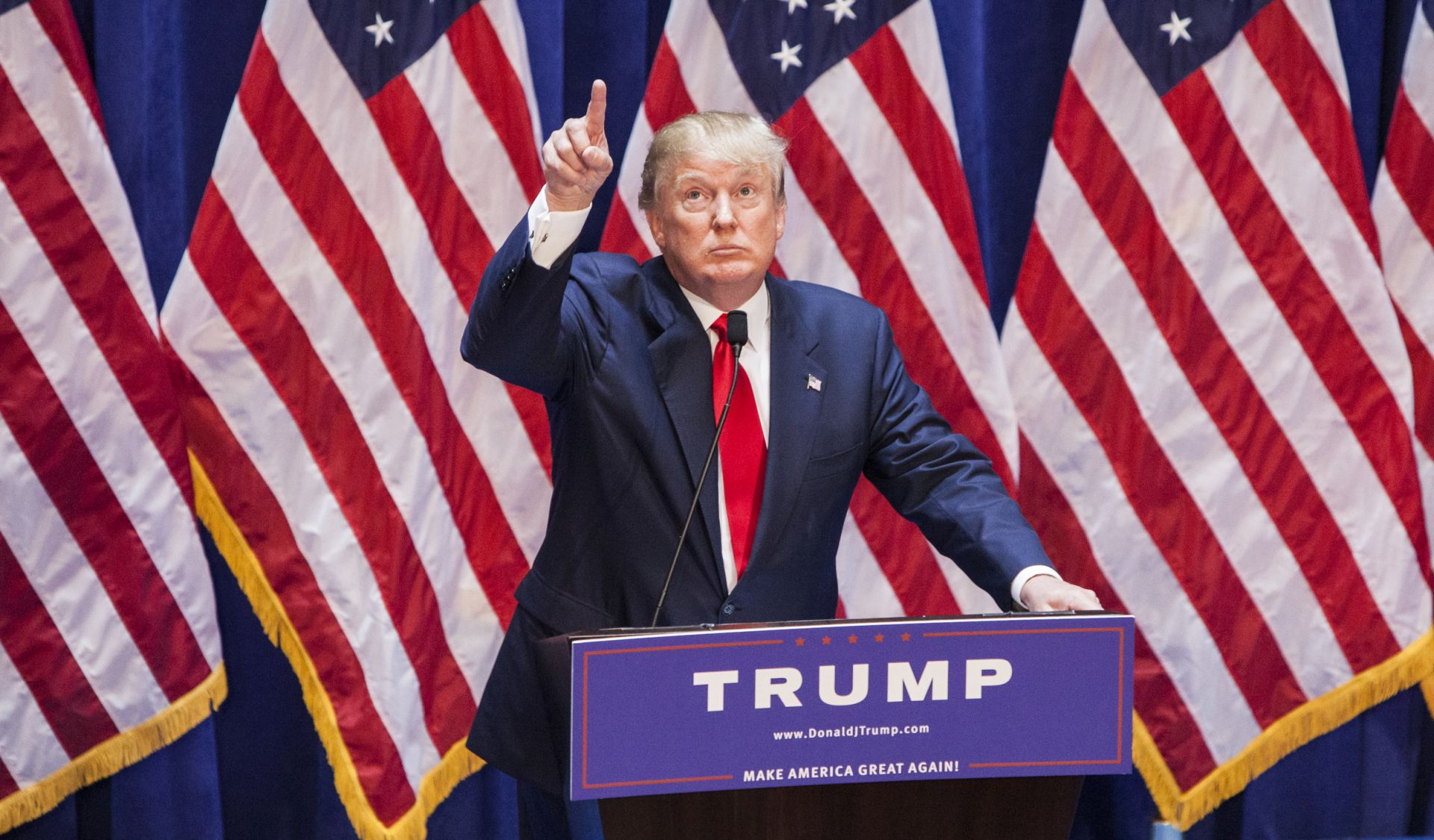 Trump povećao prednost pred republikanskim protukandidatima