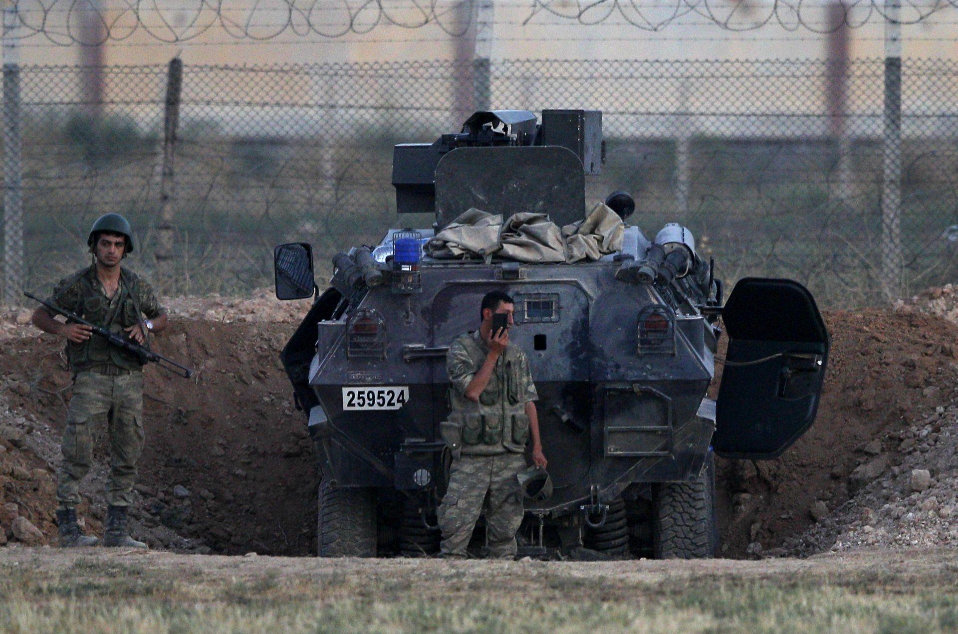 GLAVNI TAJNIK NATO-a: Turska vojska vrlo moćna, ne traži angažman NATO-a
