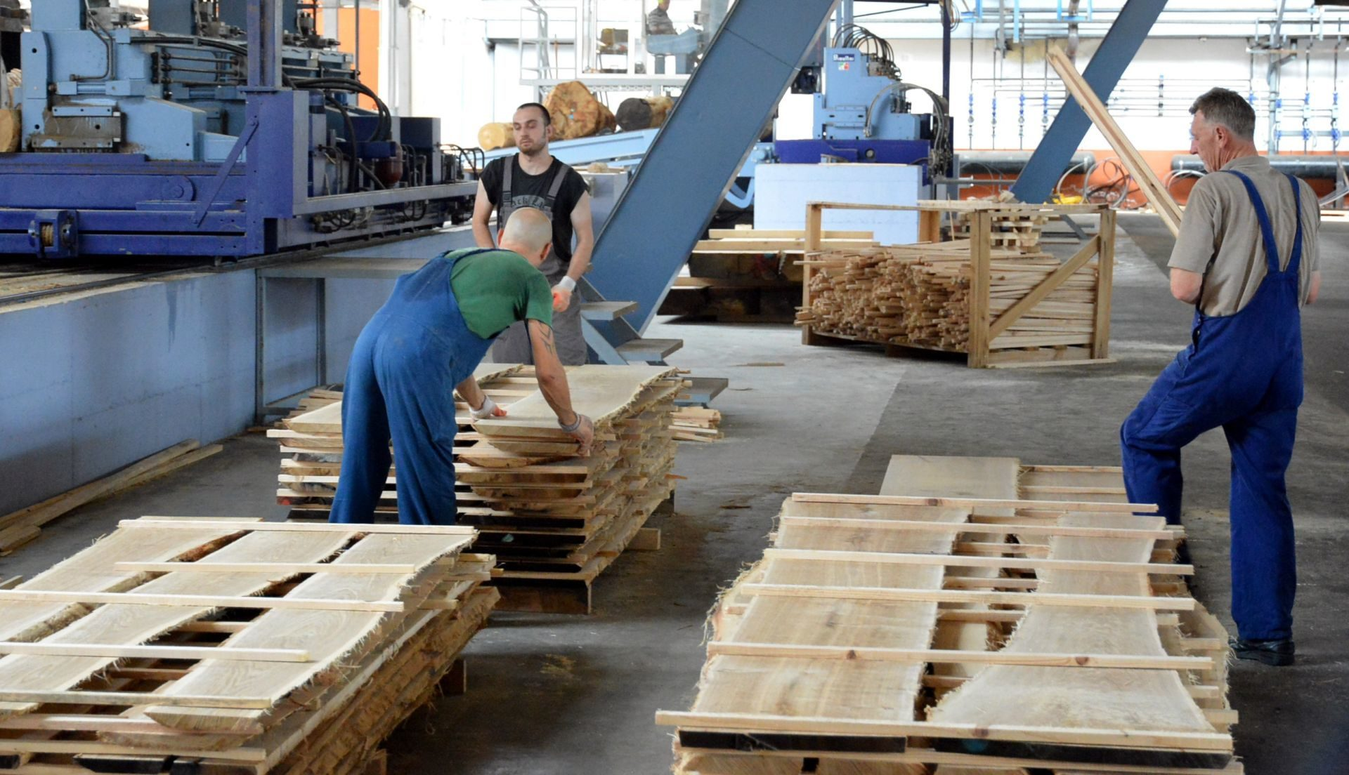 DOBRE VIJESTI Industrijska proizvodnja porasla peti mjesec zaredom