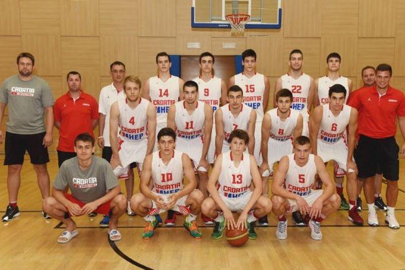 PUNI OPTIMIZMA: Hrvatska U-18 reprezentacija odlazi u Grčku po medalju