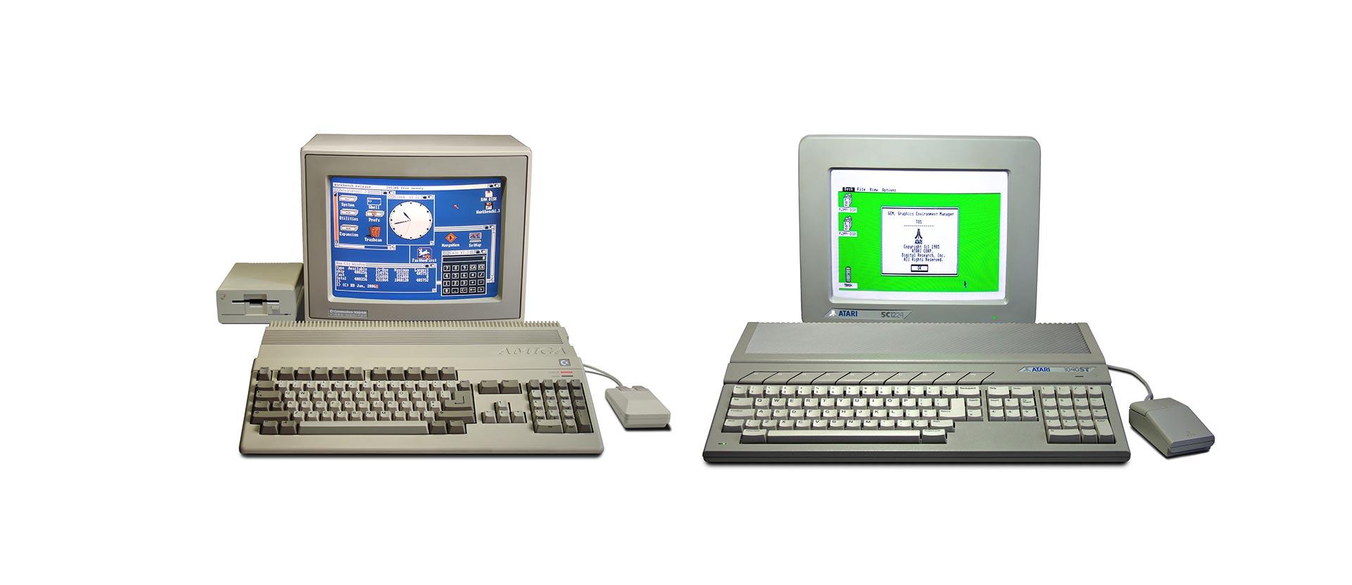SRETAN ROĐENDAN: Legendarna Amiga 1000 i Atari ST napunili 30 godina!