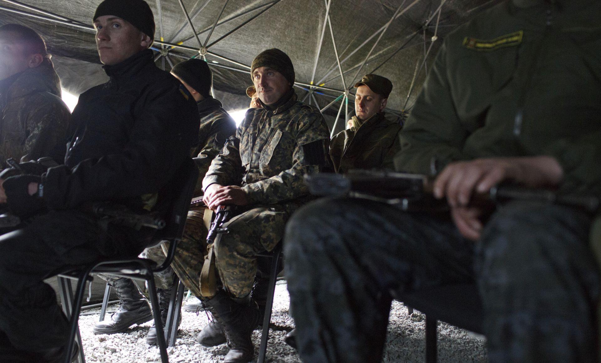 BOMBARDIRANJA U UKRAJINI Sukobi intenzivirali u zadnja 24 sata