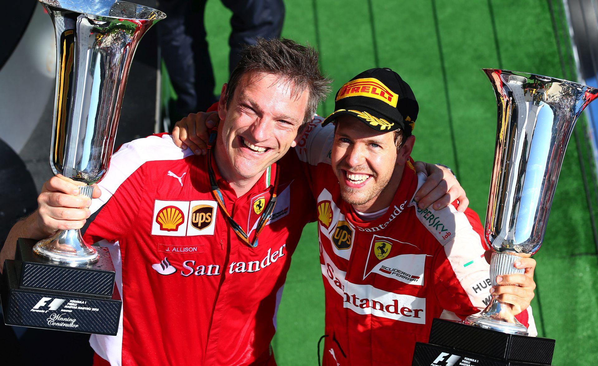 DRUGA POBJEDA SEZONE Vettel pobijedio u F1 Velikoj nagradi Mađarske