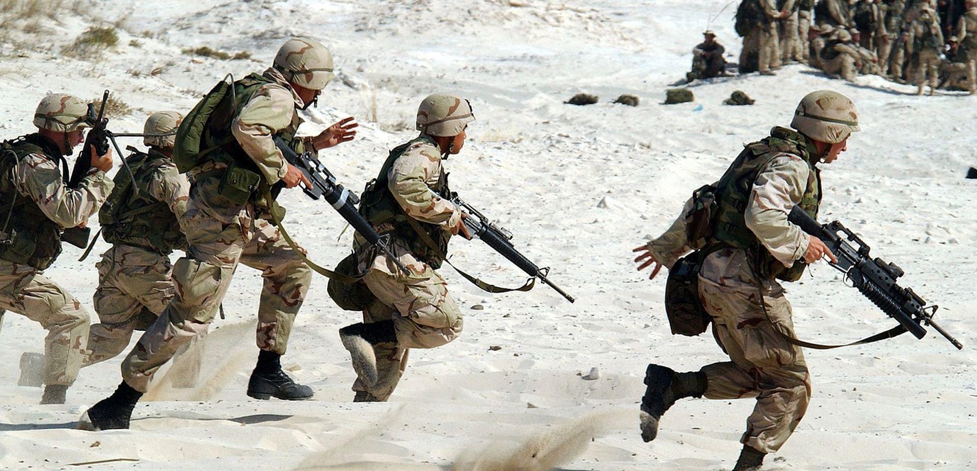 VOJNA SURADNJA Washington i Kijev započeli vojne vježbe u Ukrajini