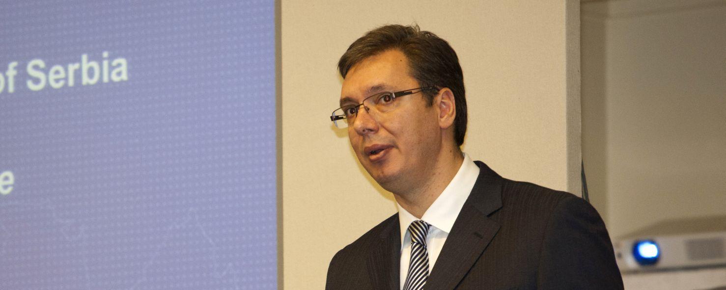 Zbog napada na Vučića pokrenut postupak smjene policijskog čelnika