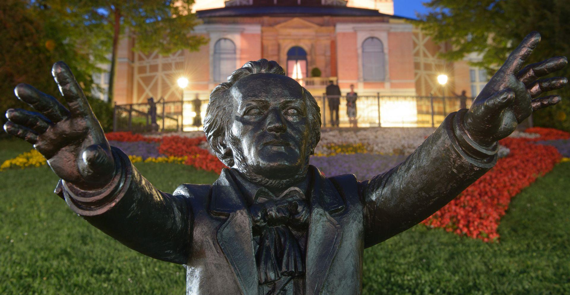 Bayreuth: Otvoren renovirani muzej posvećen Richardu Wagneru
