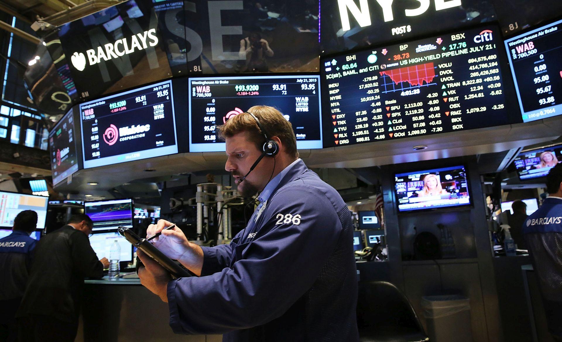 Svjetske burze pale pod pritiskom trgovinskih tenzija