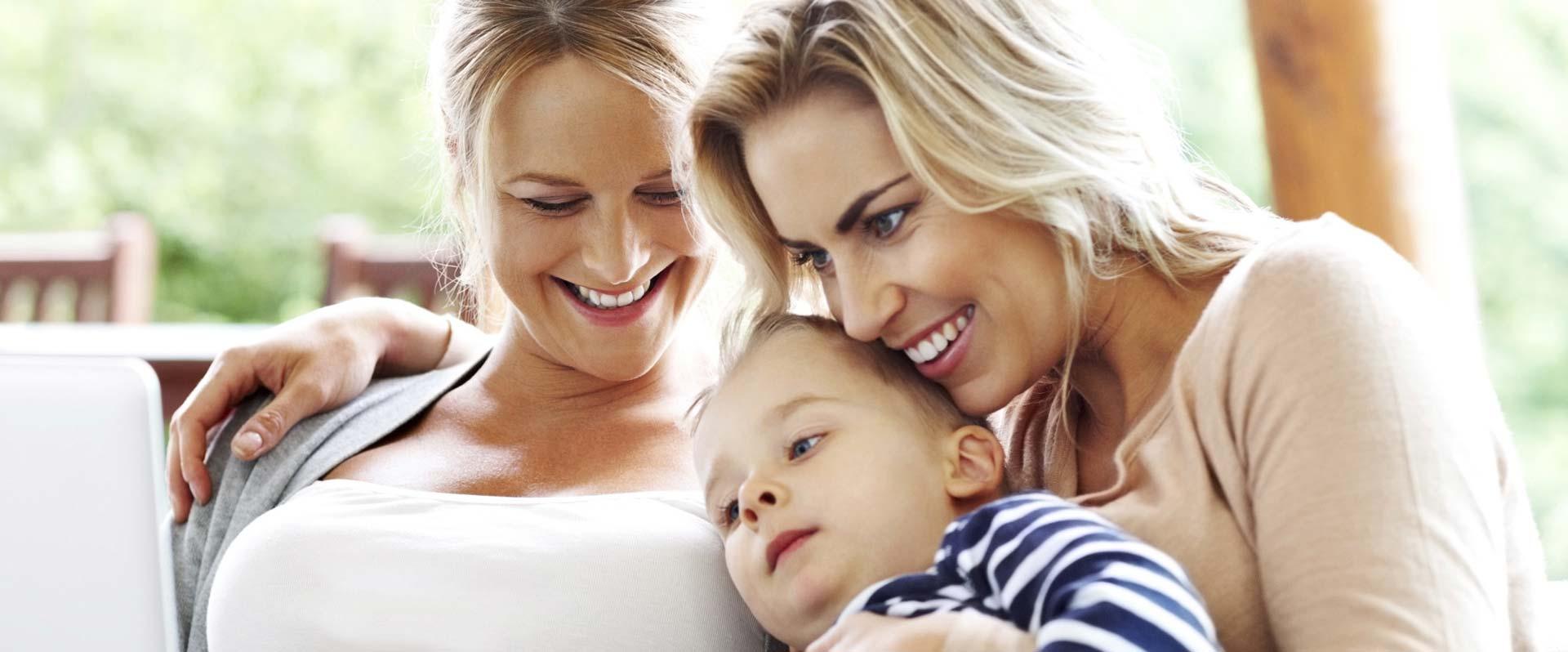 PRVI PUT U HRVATSKOJ Jedno dijete i službeno ima dvije majke