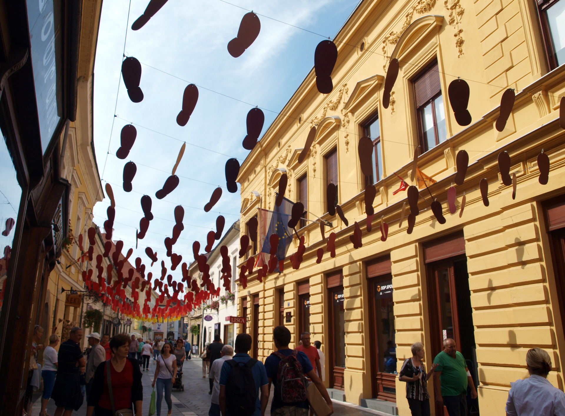 Počeo 17. Špancirfest u Varaždinu