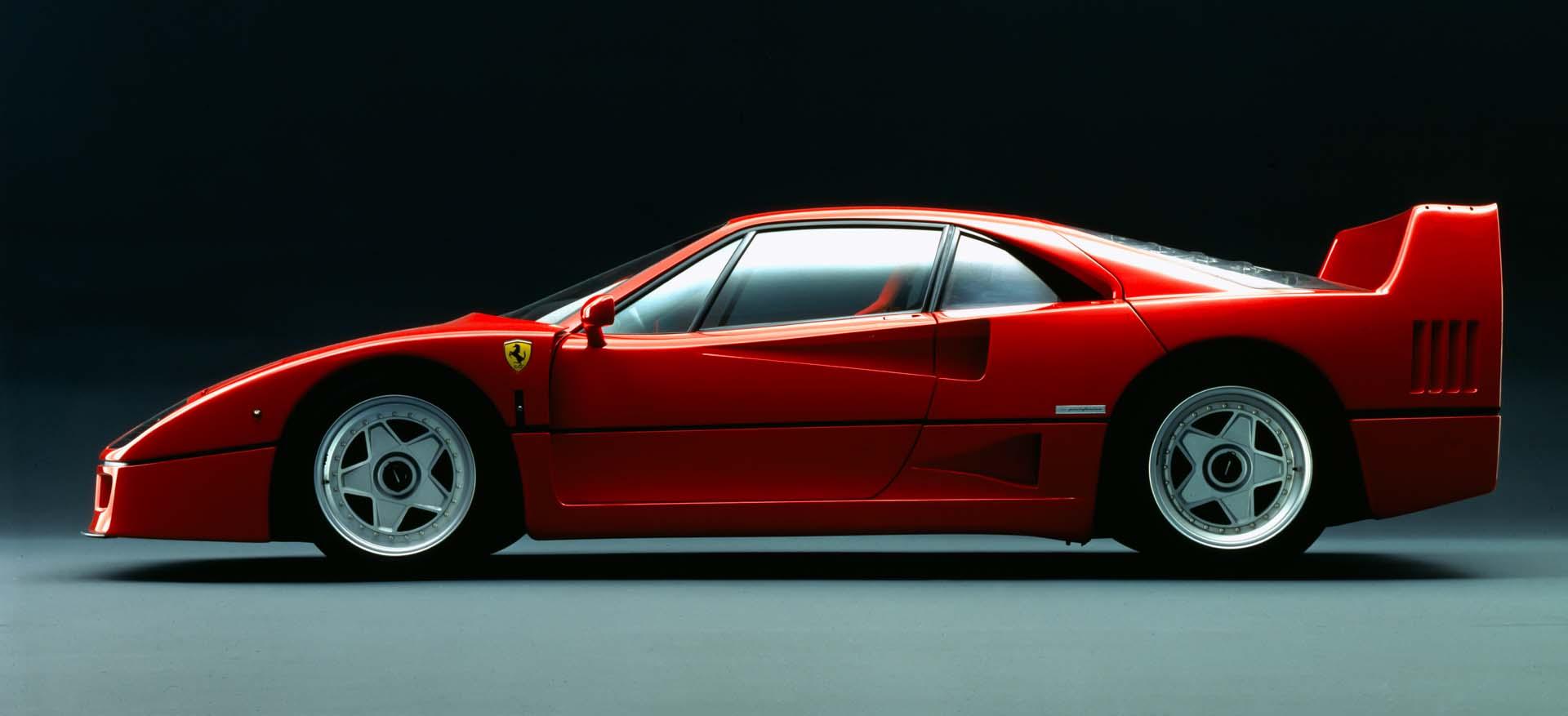 Ferrari F40 postigao rekordnu cijenu na aukciji