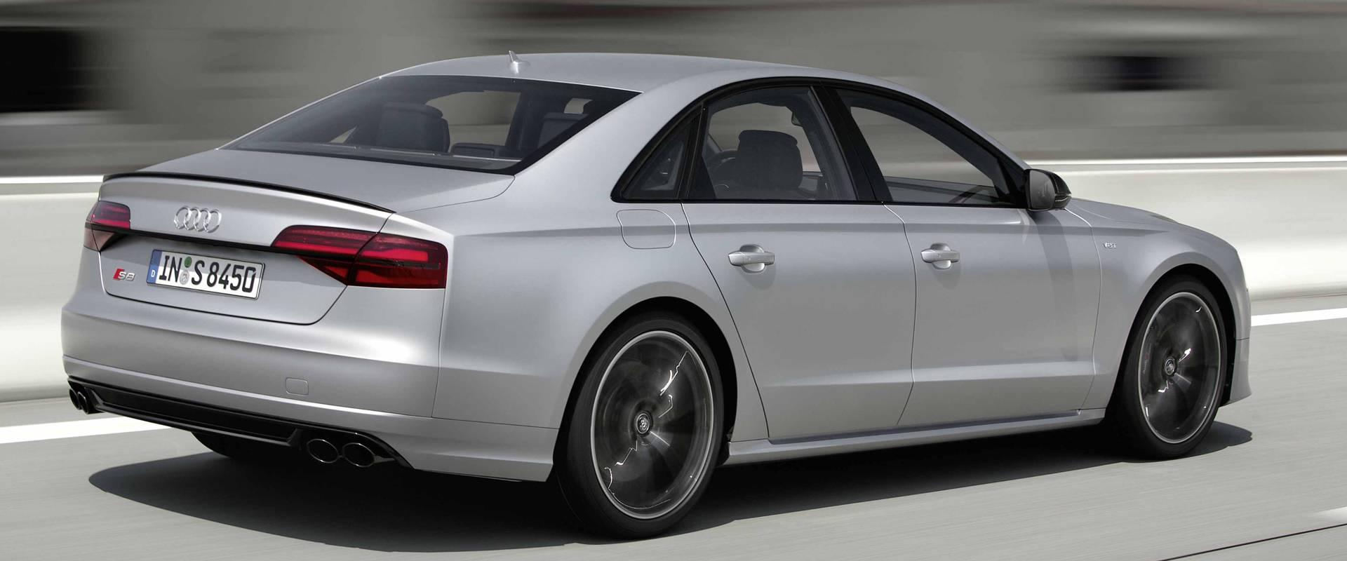 Audi S8 Plus za brzine preko 300 na sat