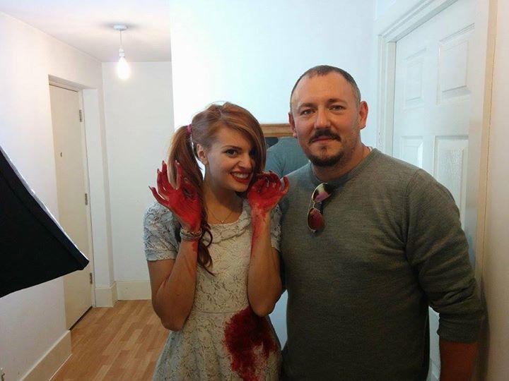 EIDOLON Svestrana Ella Dvornik dobila ulogu u britanskom SF filmu