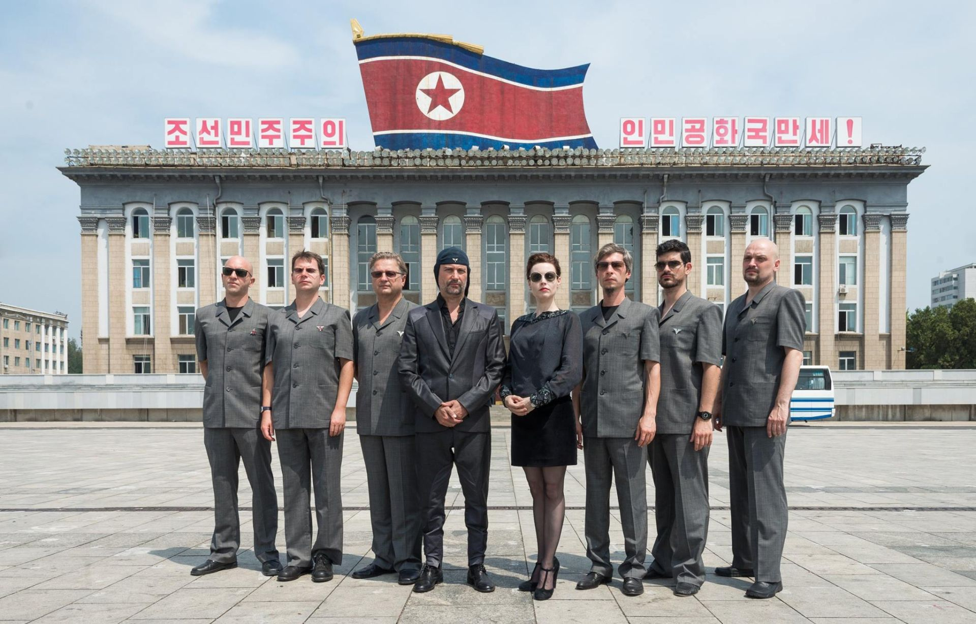 SUTRA NOVI KONCERT Laibachu ovacije u Sjevernoj Koreji, ipak se umiješali cenzori