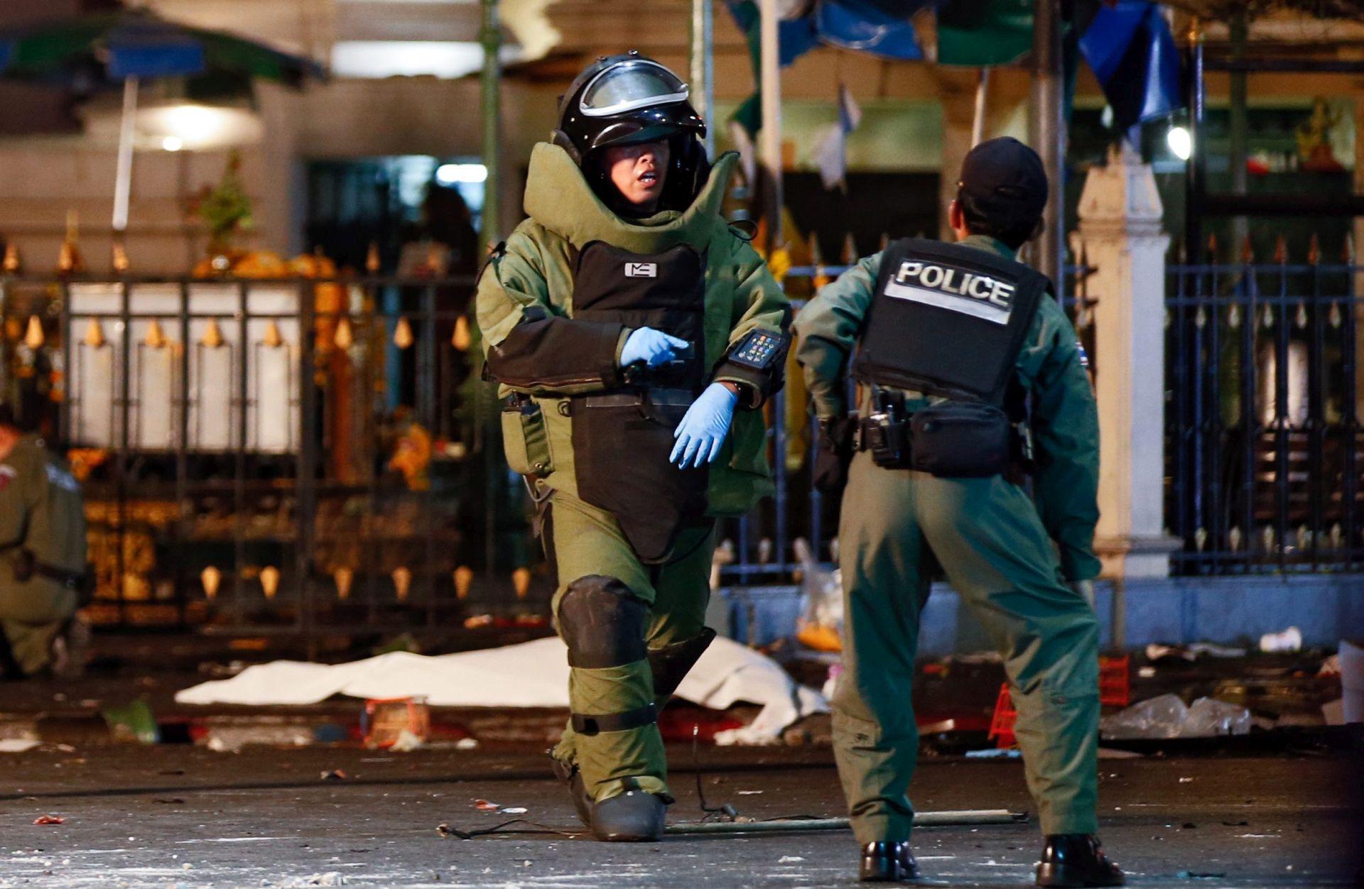 UDAR NA TURIZAM: Tajland nakon napada traga za osumnjičenicima i strahuje od gubitka gostiju