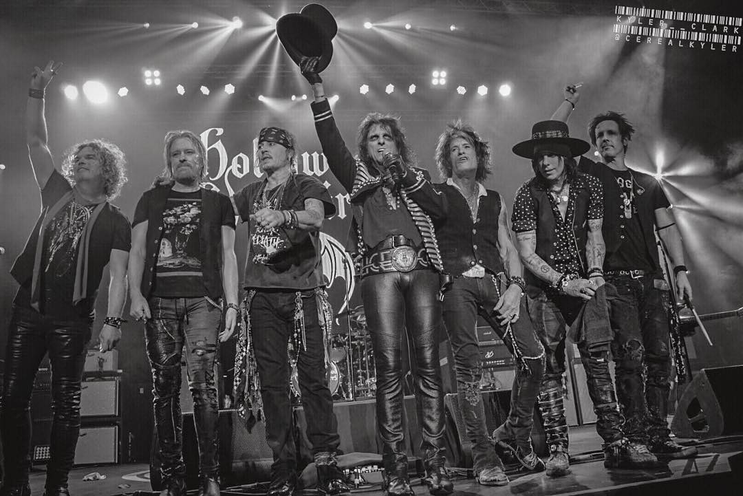 VIDEO: Rock supergrupa Hollywood Vampires opet nastupa