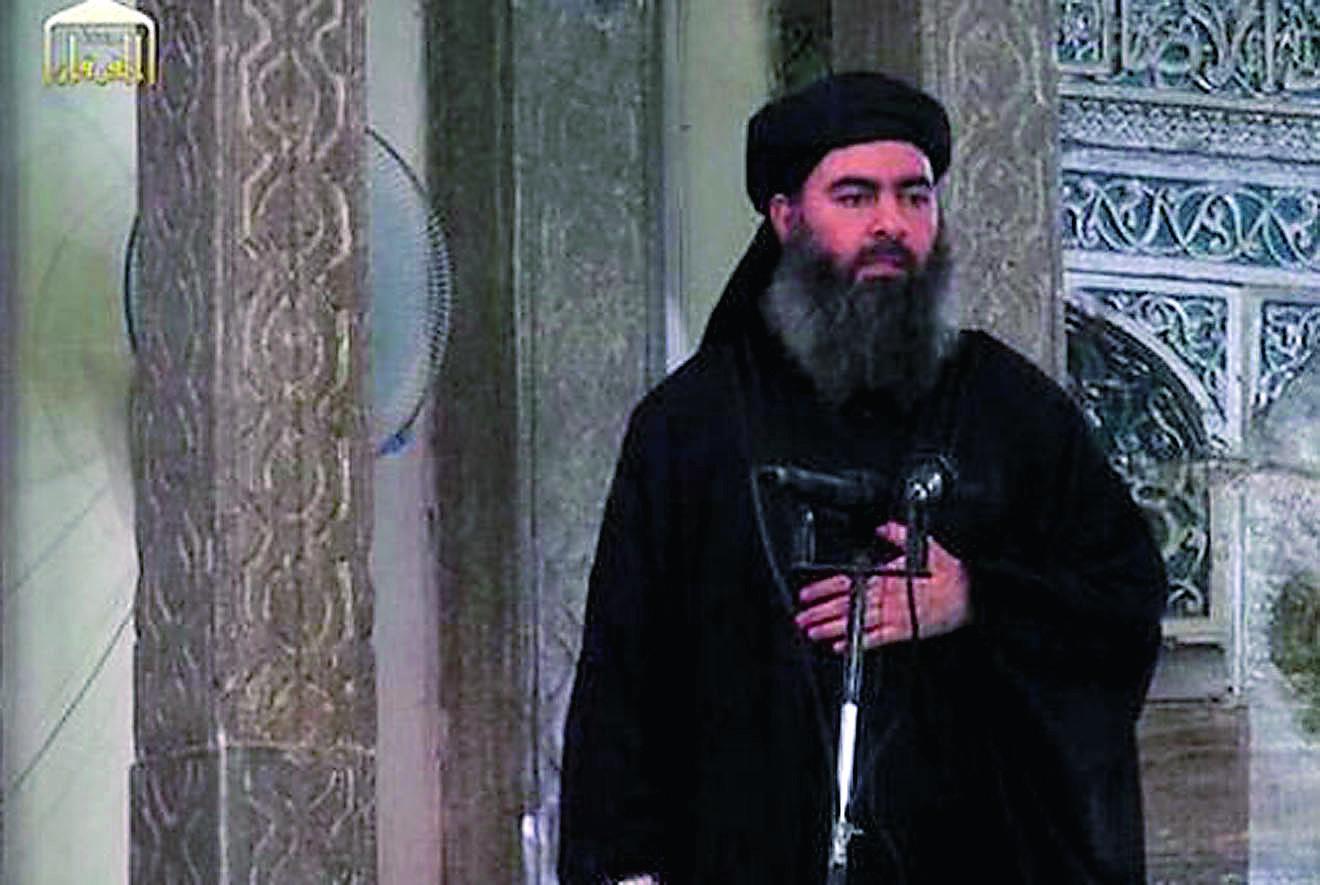 """BAGHDADI """"Propadaju oni koji zaboravljajaju svoju religiju, strpljenje, džihad"""""""