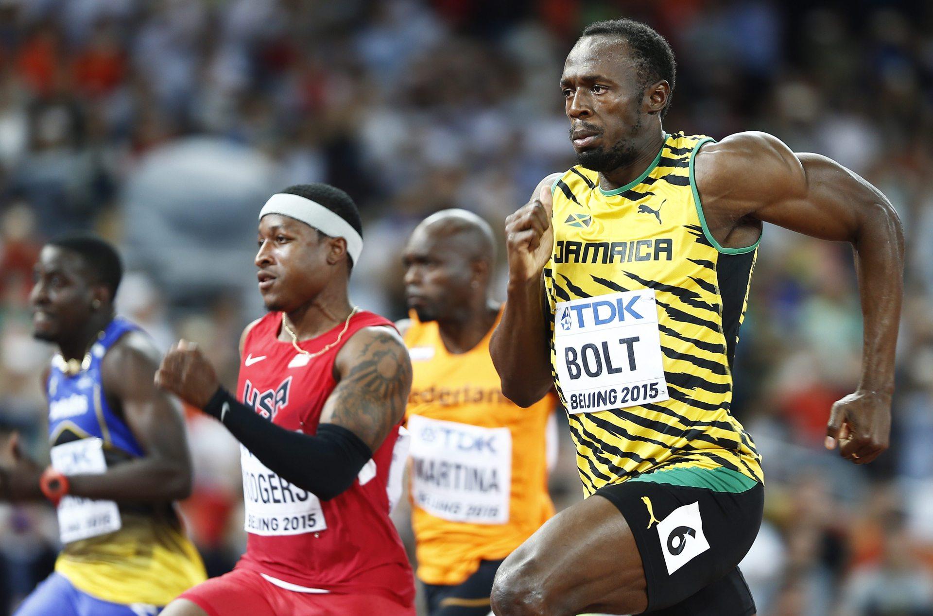 SP atletika: Gatlin brži od Bolta