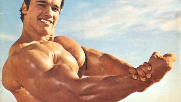 I DALJE JE SNAGATOR: Evo kako Schwarzenegger sad izgleda kad skine majicu