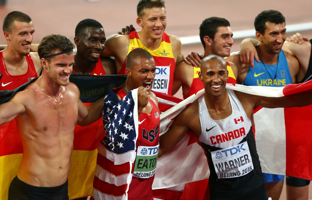 SP atletika: Svjetski rekord Eatona u desetoboju