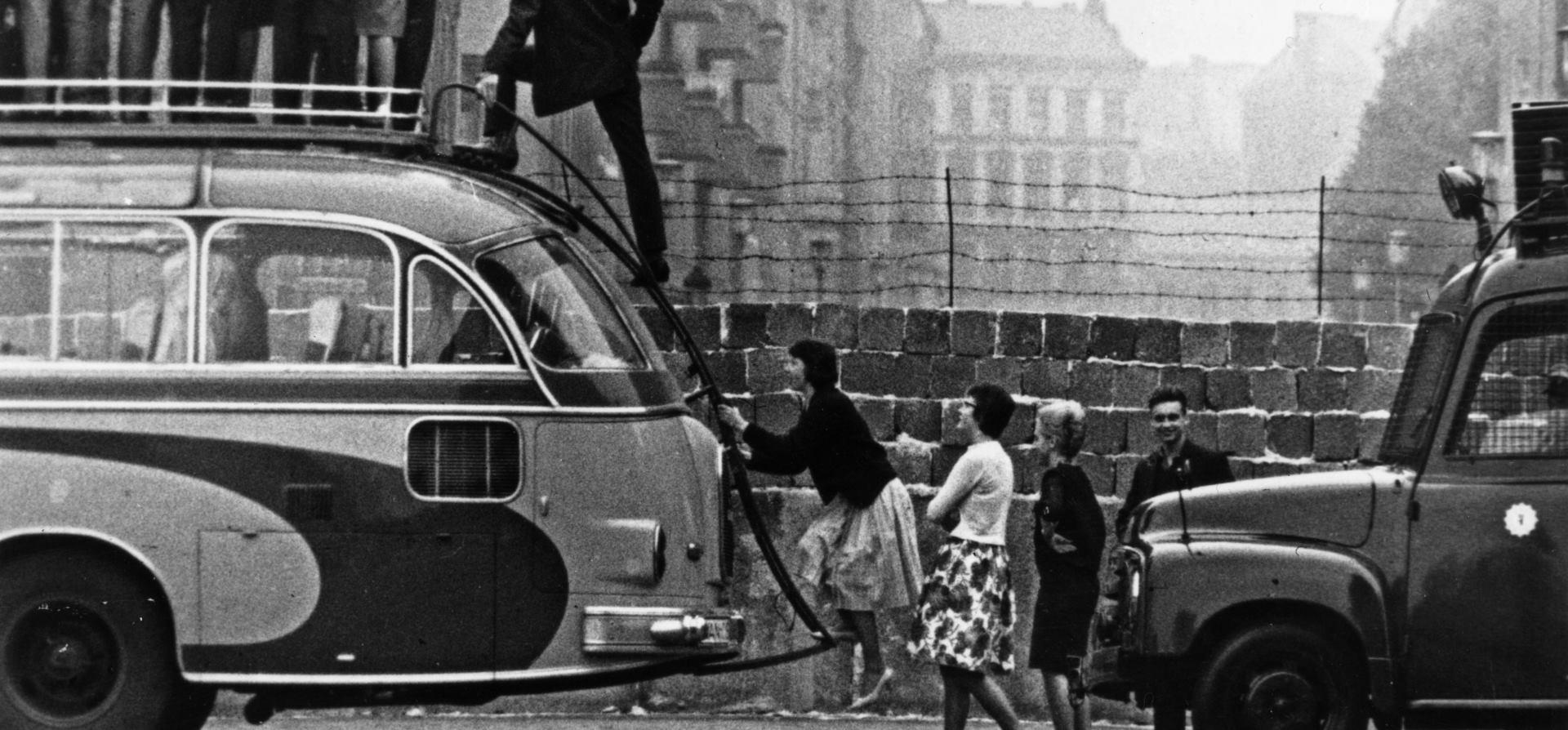 VIDEO: NA DANAŠNJI DAN Počeo se graditi Berlinski zid 1961. godine
