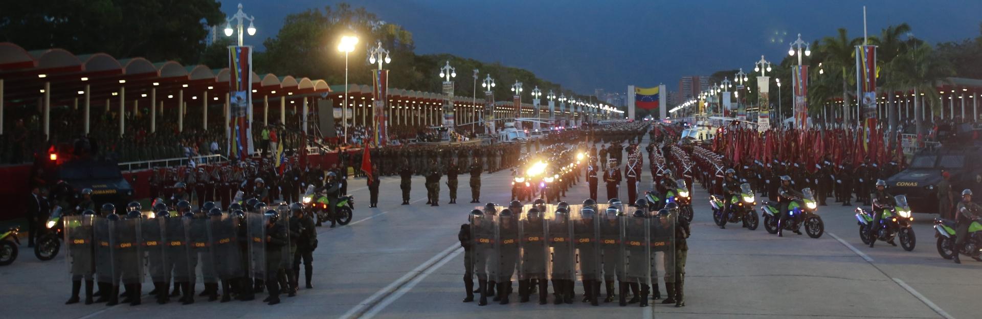 OBLJETNICA Venezuela obilježila 78 godišnjicu od osnutka Bolivarove garde