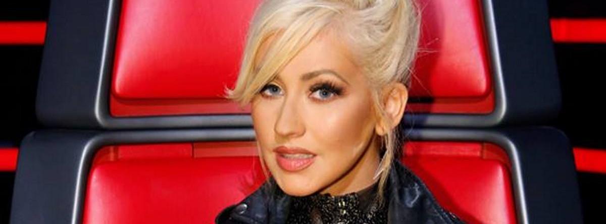 VIDEO: Christina Aguilera snimila 'selfie' u toplessu