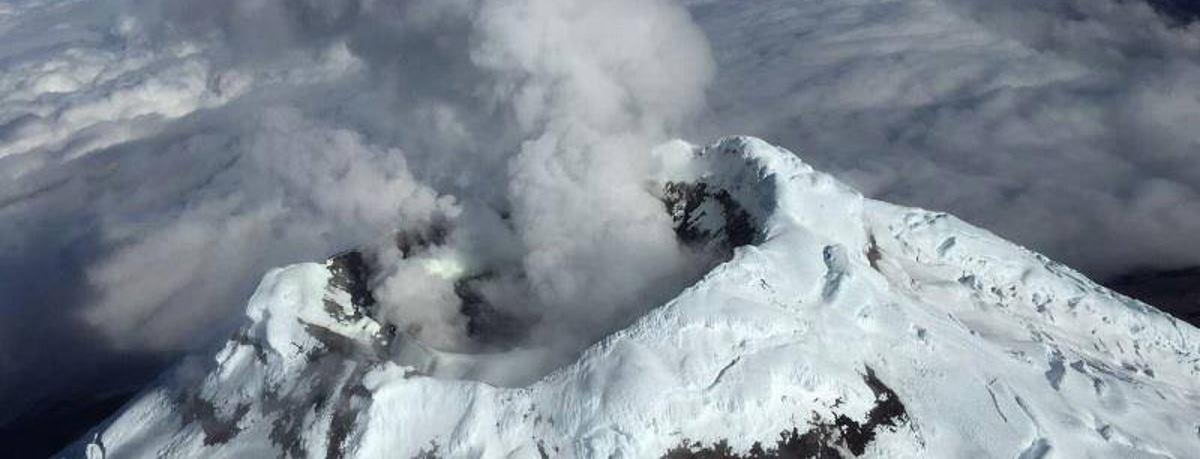 VIDEO: Pogledajte erupciju vulkana Colima