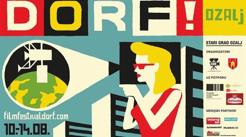 Festival DORF premijerno u Ozlju od 10. do 14. kolovoza
