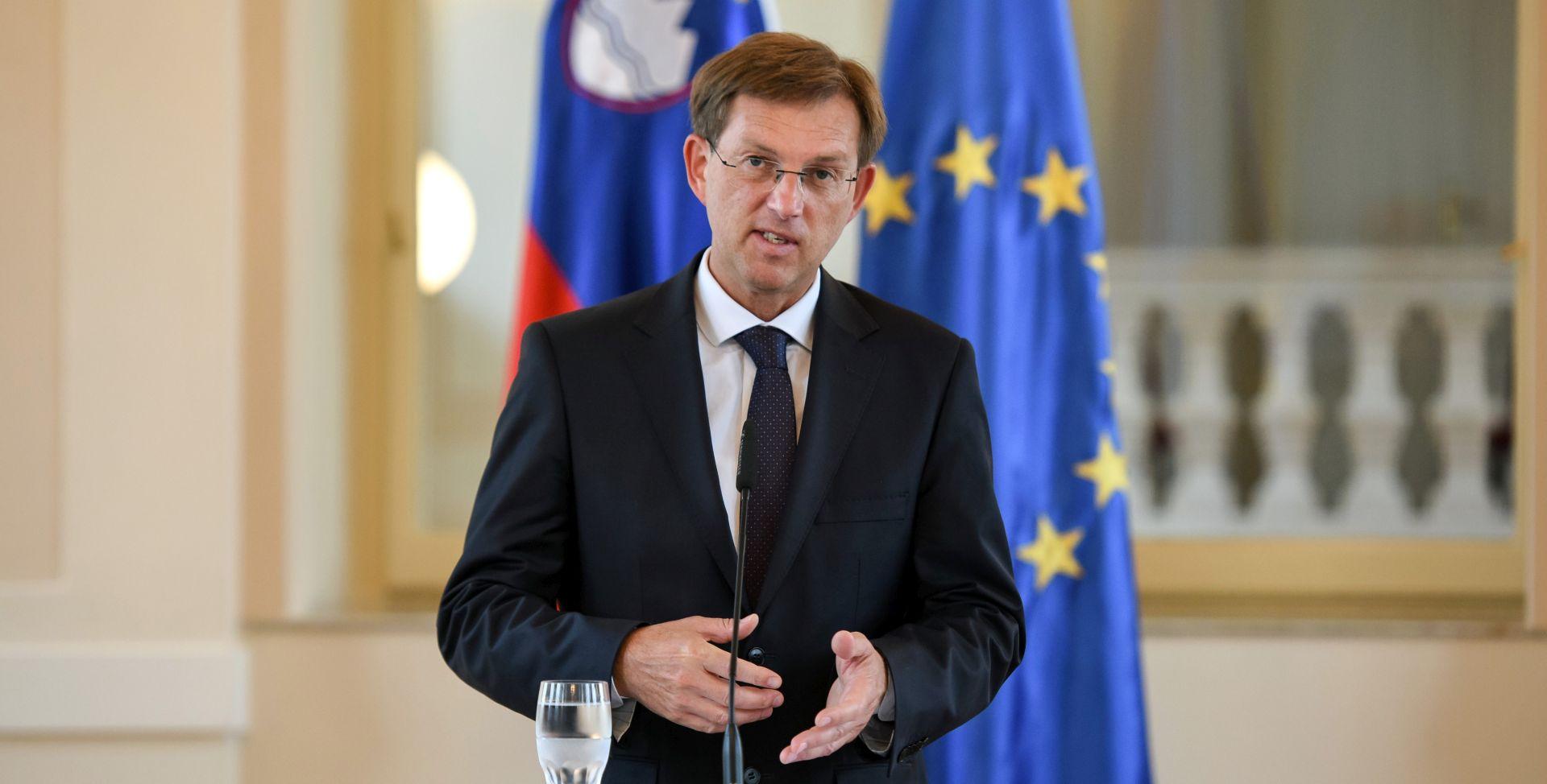 PREGOVORI ĆE SE NASTAVITI: Slovenski premijer je ogorčen štrajkom policije