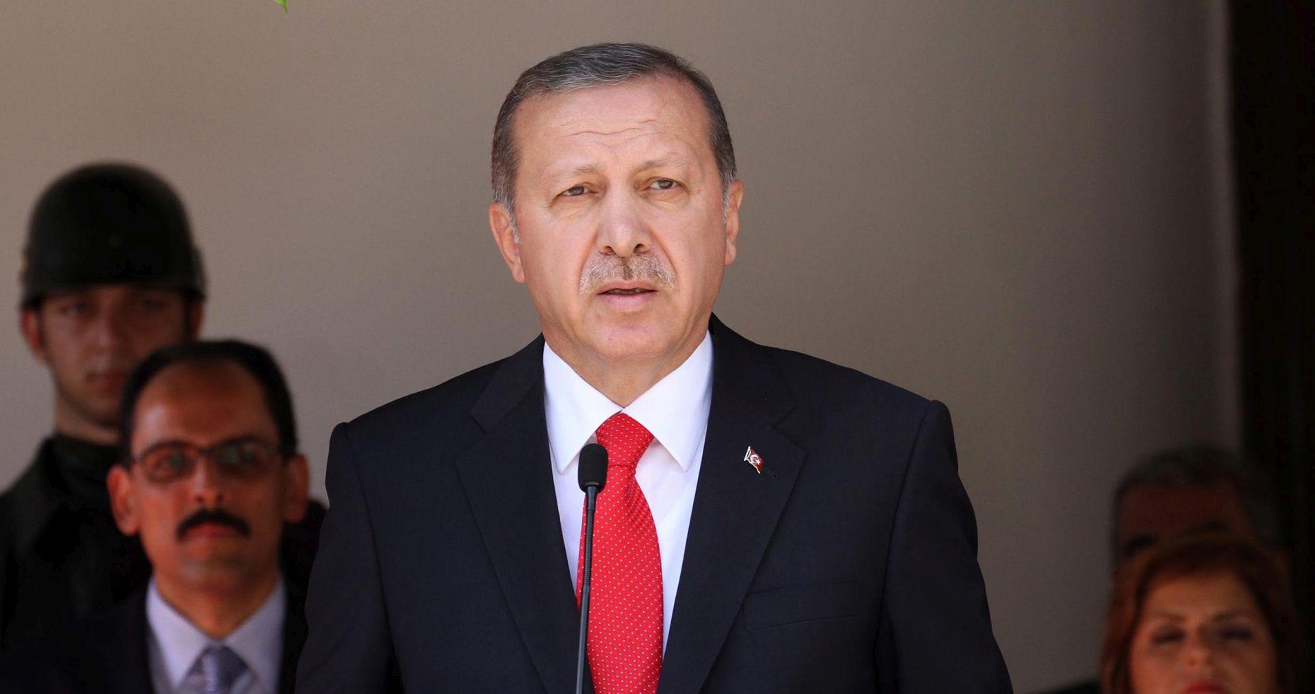 Erdogan želi nastaviti ofenzivu do posljednjeg terorista