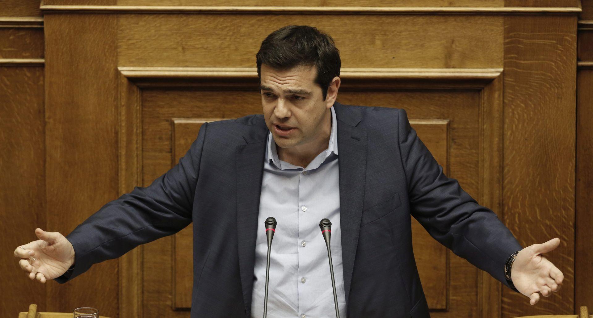 Grčka i vjerovnici dogovorili se da se mirovinska reforma primjenjuje od lipnja