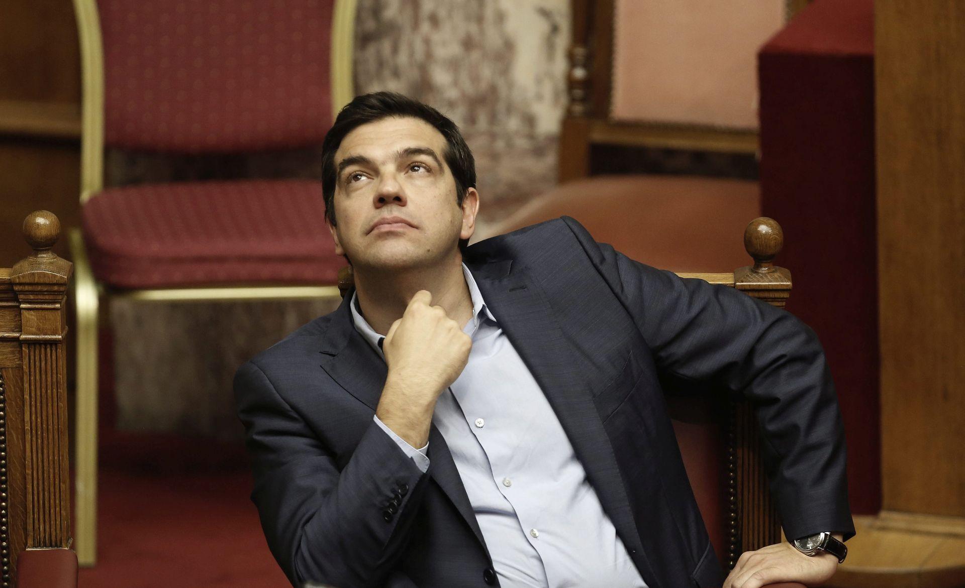 UZDRMANA GRČKA Cipras podnosi ostavku i raspisuje prijevremene izbore?