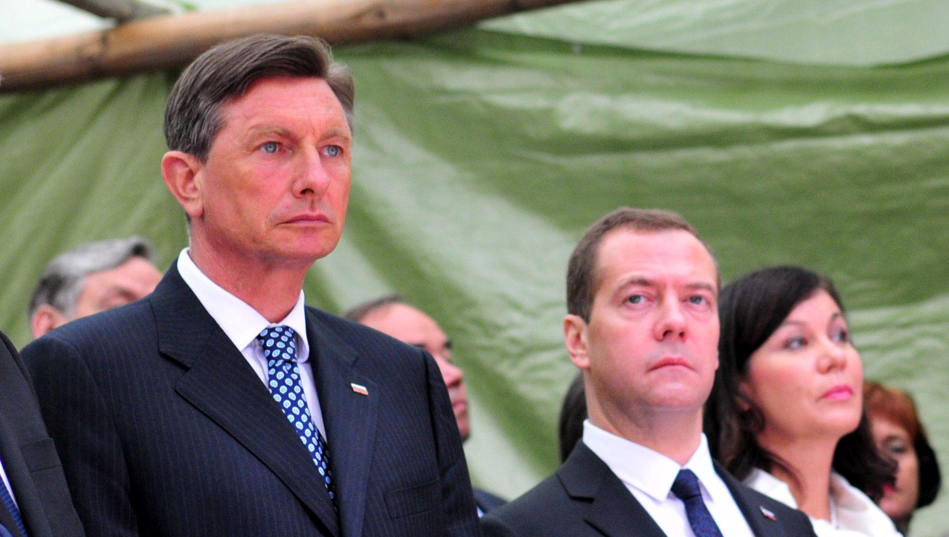 Pahor: Za Sloveniju ključno da se arbitraža nastavi i završi presudom