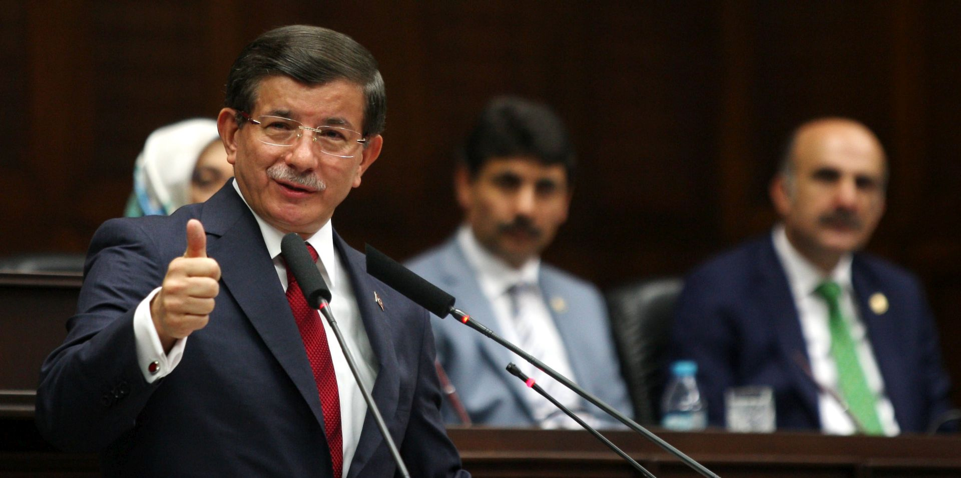 Davutoglu: Mirovni plan nije obvezujuć u slučaju da bude ugrožena sigurnost Turske
