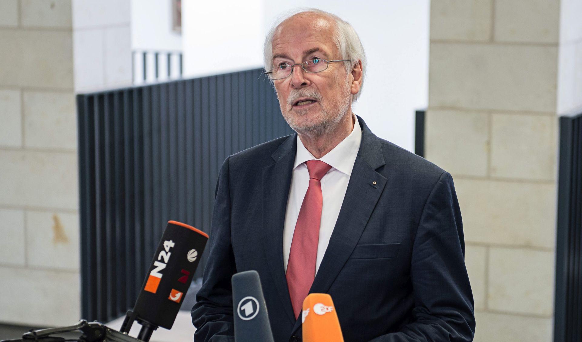 Njemački tužitelj optužio vladu za miješanje u interne provjere