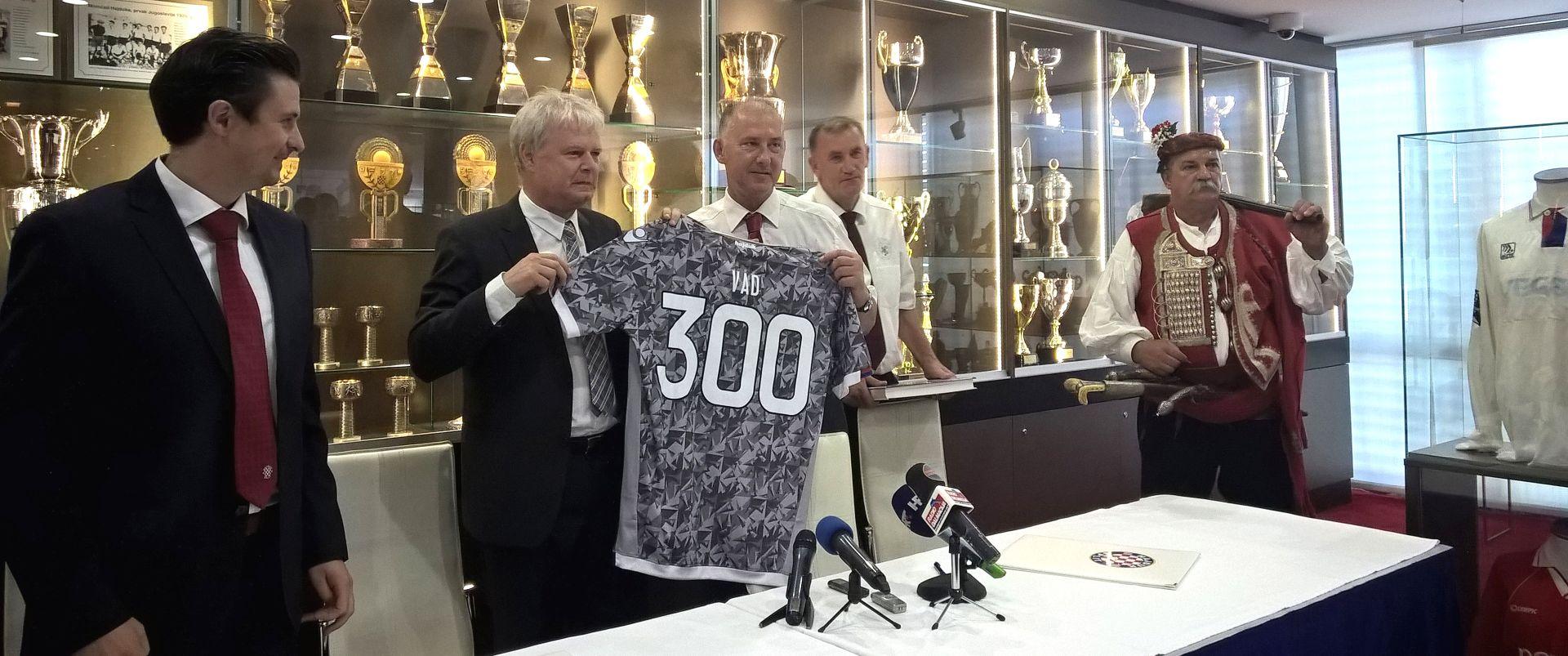POVODOM OBILJEŽAVANJA 300. SINJSKE ALKE Hajduk i VAD potpisali sporazum o suradnji