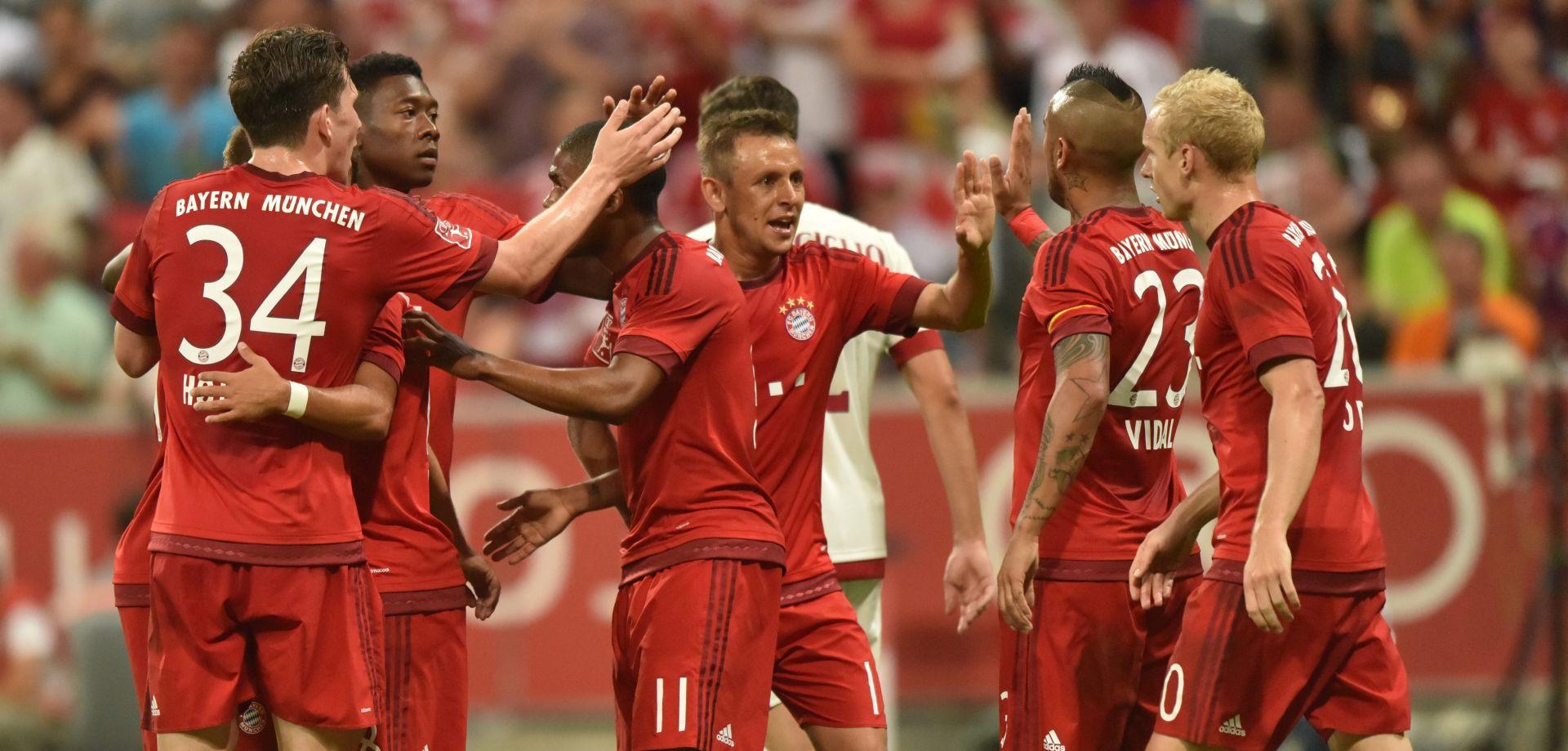 VIDEO: AUDI CUP Bayern porazio Milan s 3:0, u finalu s Real Madridom