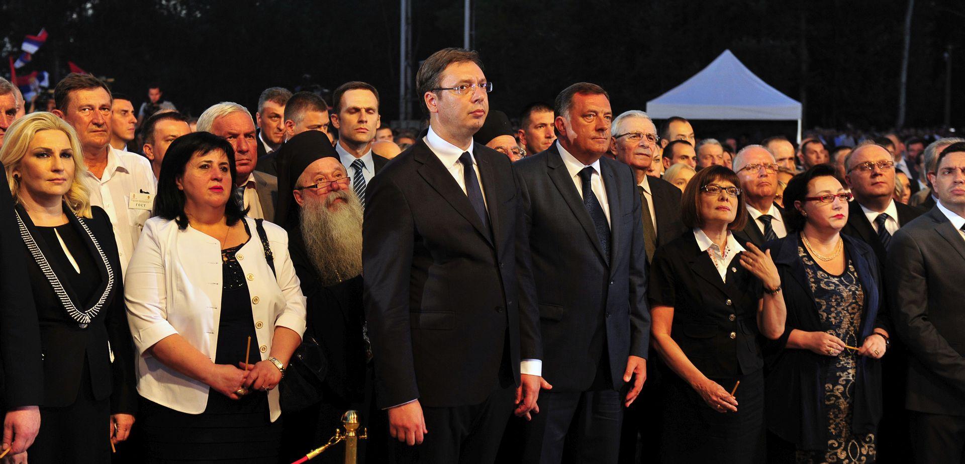 U Sremskoj Rači i na Fruškoj Gori odana počast stradalim Srbima