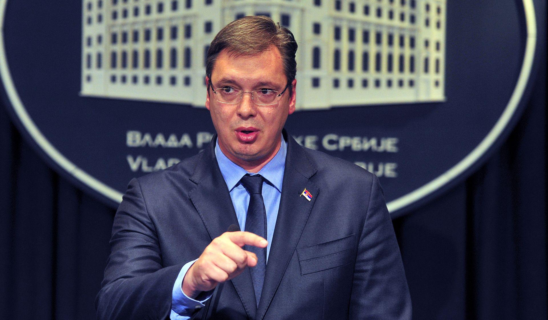 Srbija i Kosovo u Bruxellesu potpisali četiri sporazuma