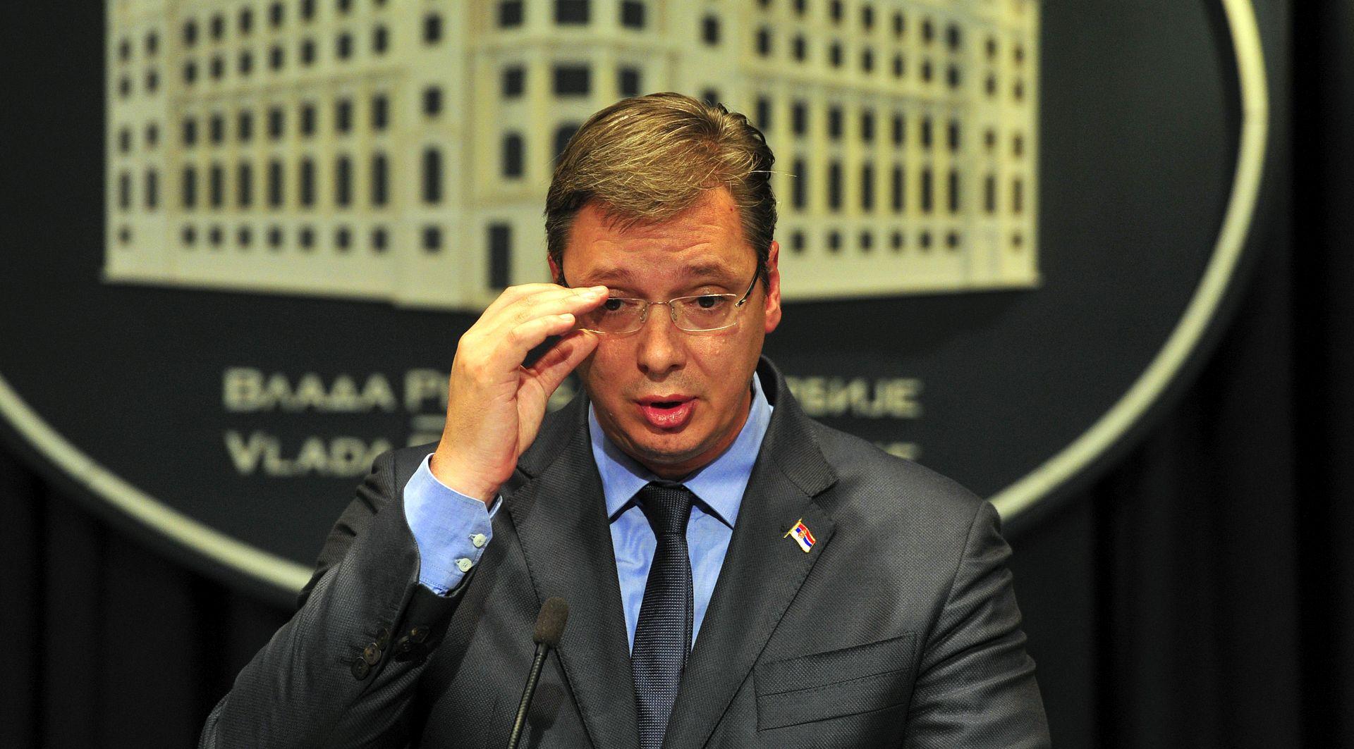 EKSTREMAN POTEZ: Za Beograd neprihvatljivo formiranje zajednice albanskih općina na jugu Srbije