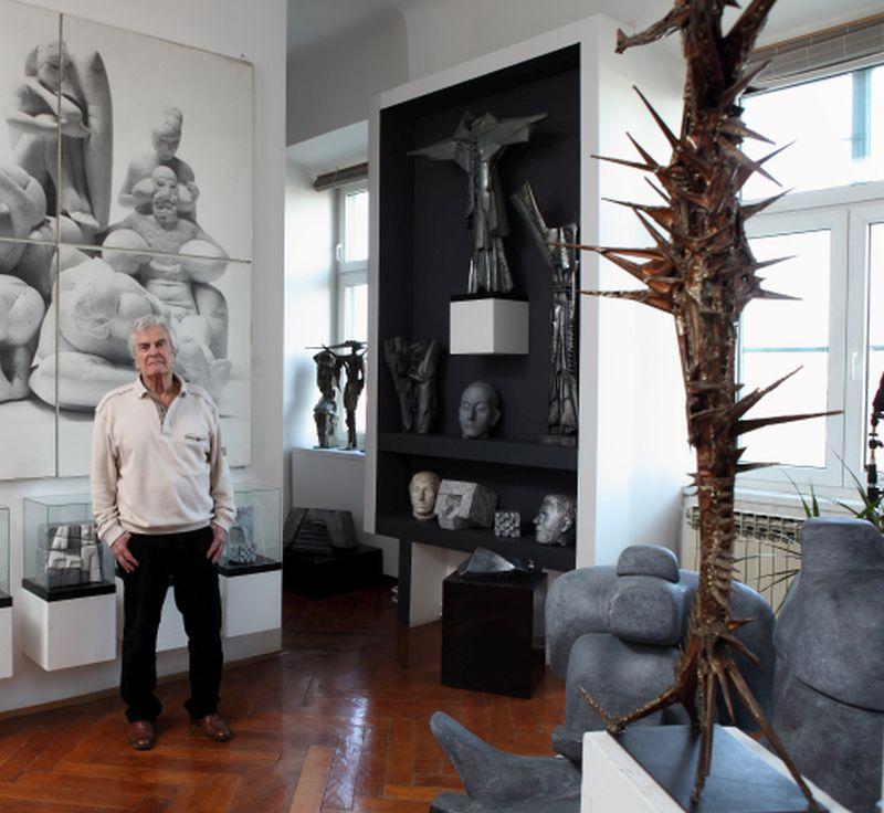 """U zagrebačkoj Opatičkoj ulici otvorena galerija """"Tomislav Ostoja"""""""