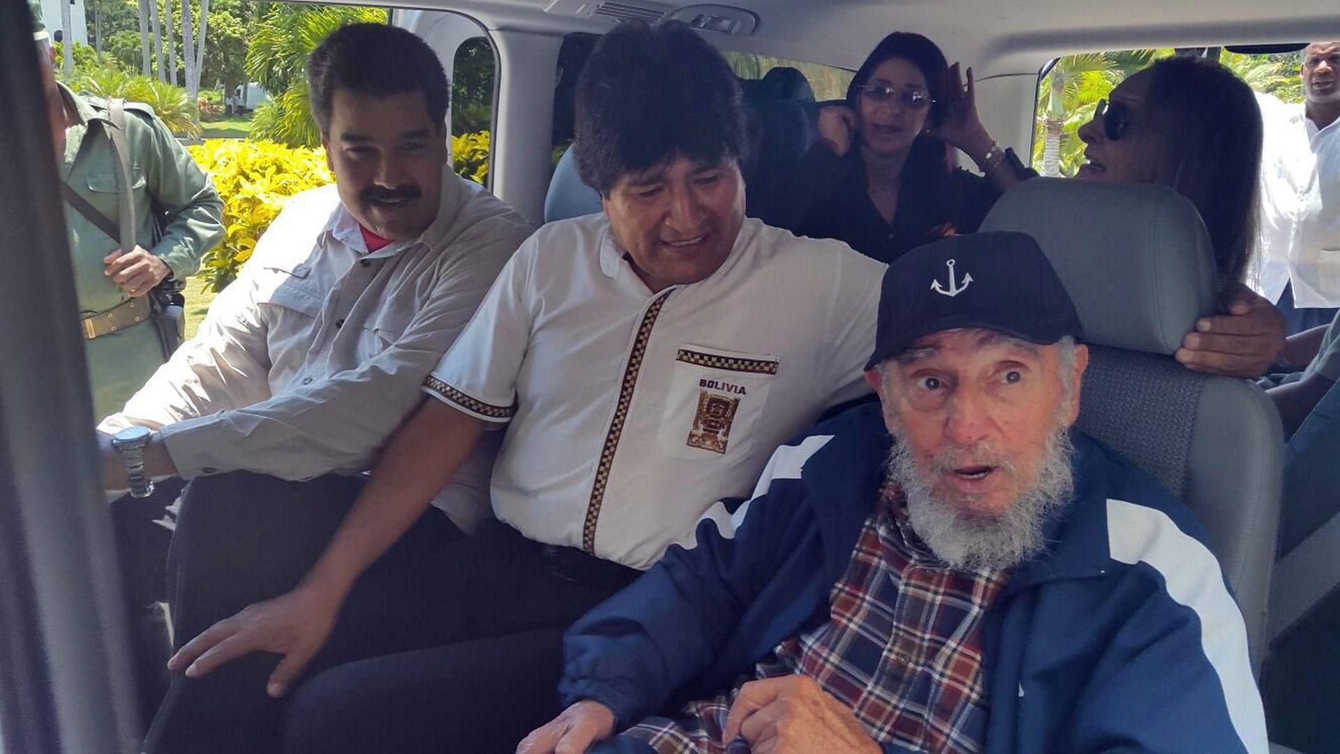 Fidel Castro kaže da SAD duguje Kubi odštetu zbog embarga
