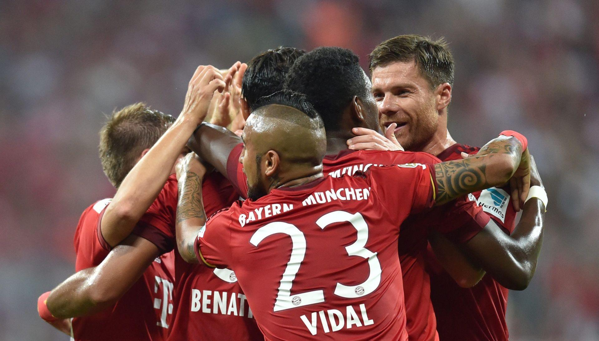 VIDEO: PETARDA HSV-U Bayern slavio na otvaranju Bundeslige