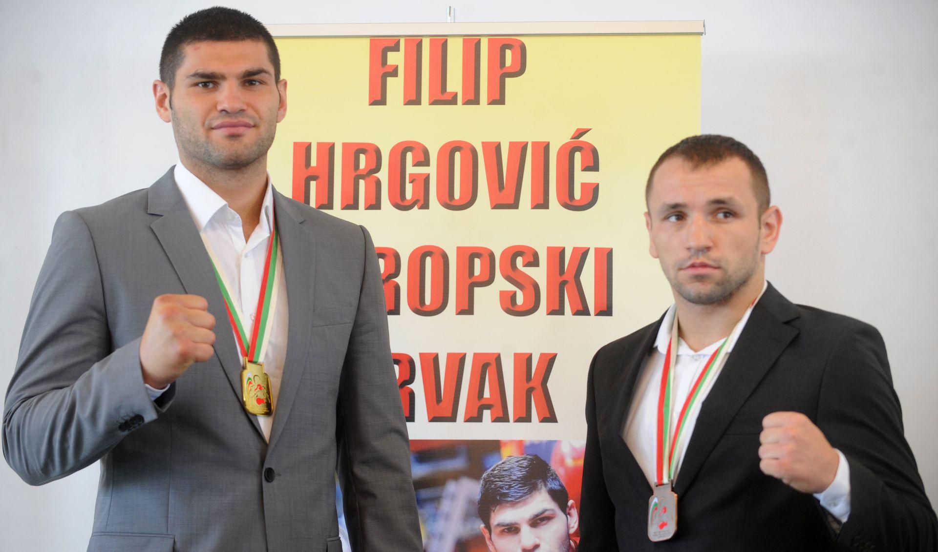 """Hrgović: """"Trebat ću osvojiti još dosta odličja da naslijedim Matu Parlova"""""""