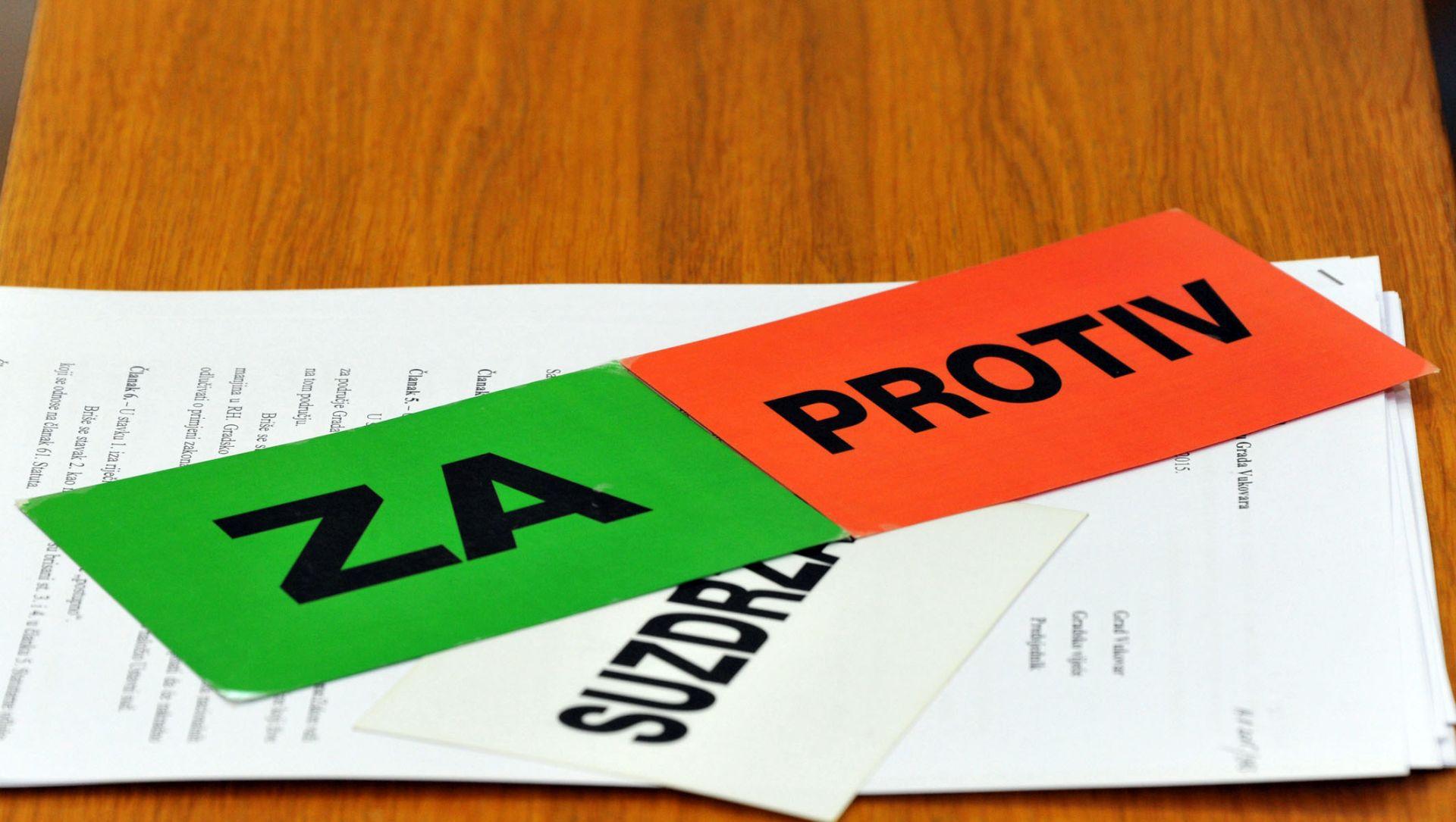 SNV će upozoriti međunarodne institucije na vukovarski statut