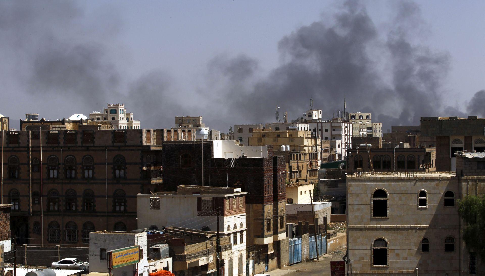 AKCIJA UJEDINJENIH ARAPSKIH EMIRATA Oslobođen britanski zarobljenik u Jemenu