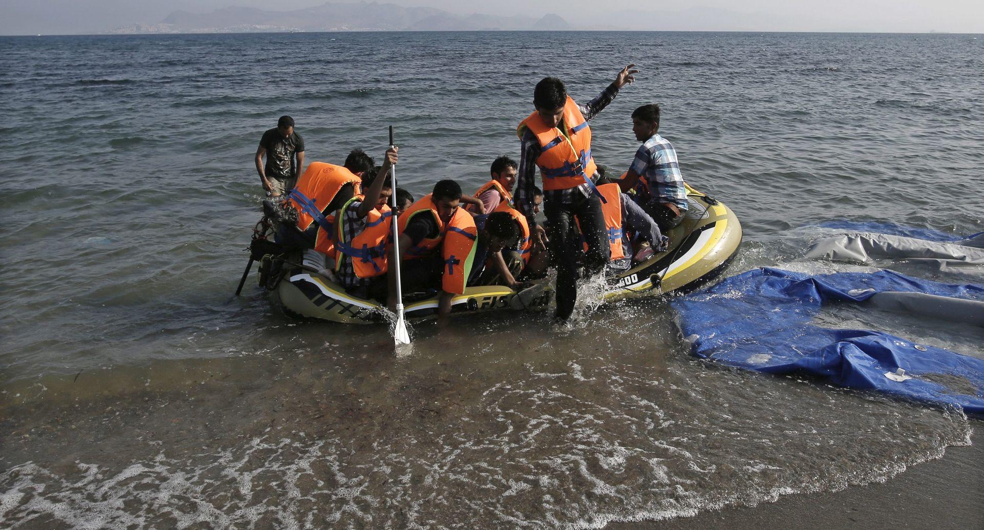 MOGU DOBITI I DO 8 GODINA ZATVORA Turska uhitila više od 400 migranata